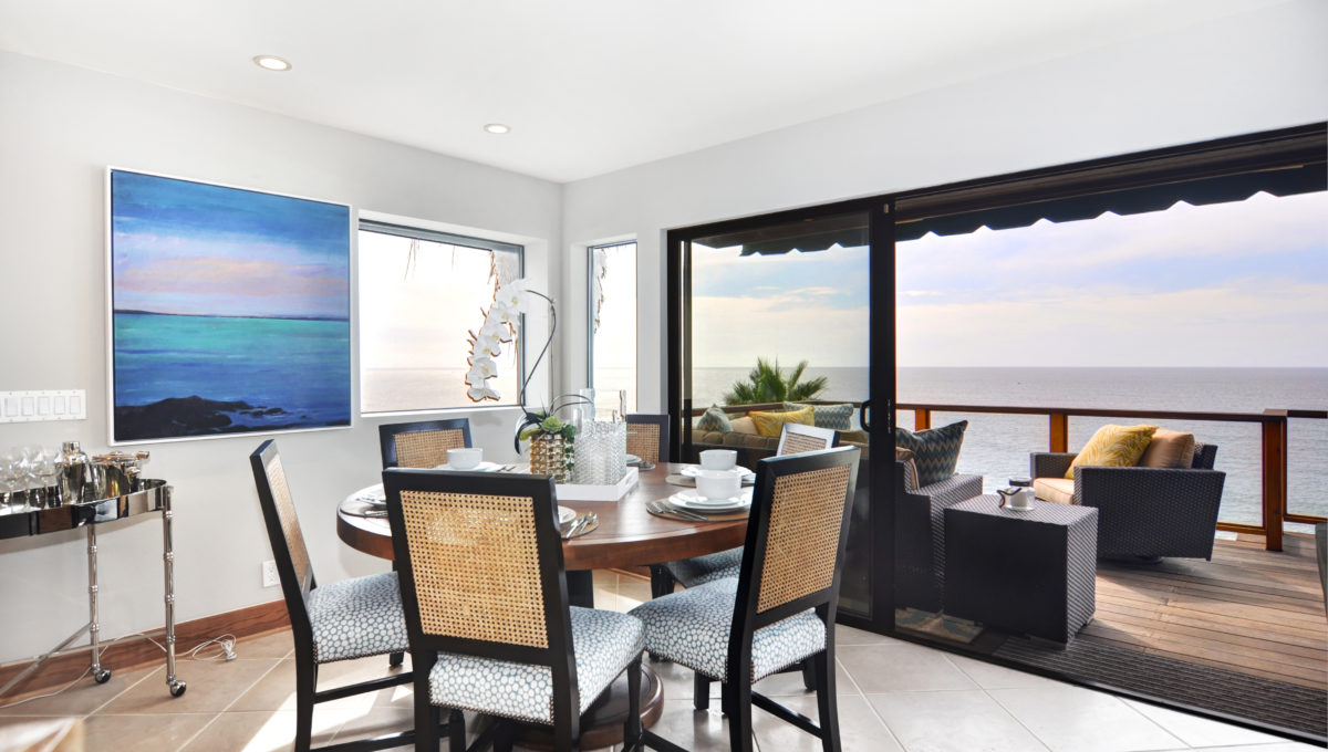 31935 Coast Hwy Dining Area